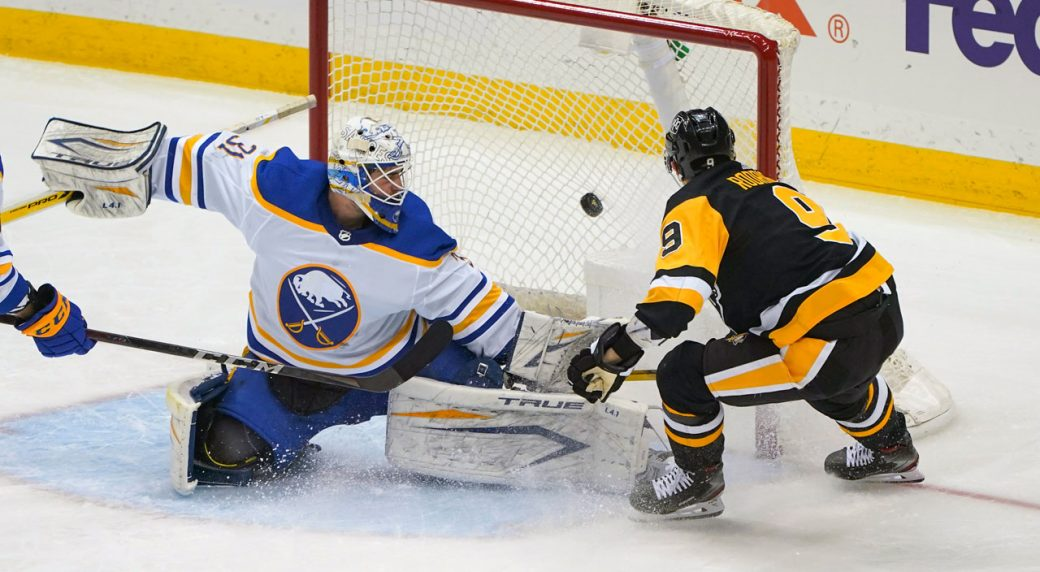 Free-falling. Sabres continue plummeting to new lows with their 15th straight loss
