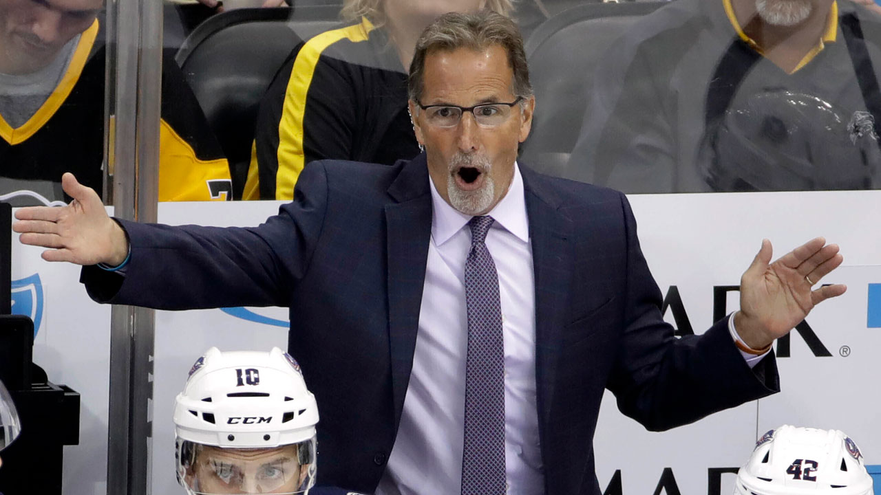 "End of a era in Columbus, as Tortorella says ""no mas"""