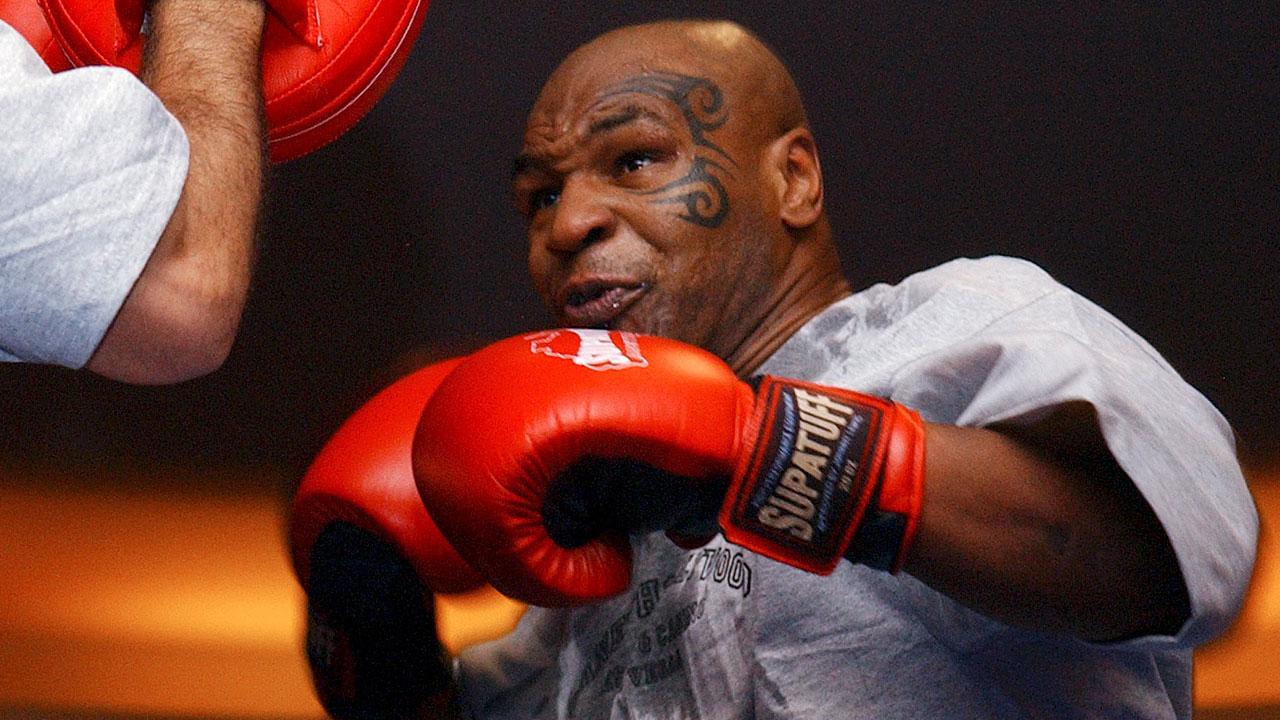 Mike Tyson says fight vs. Lennox Lewis happening in September - Sportsnet.ca