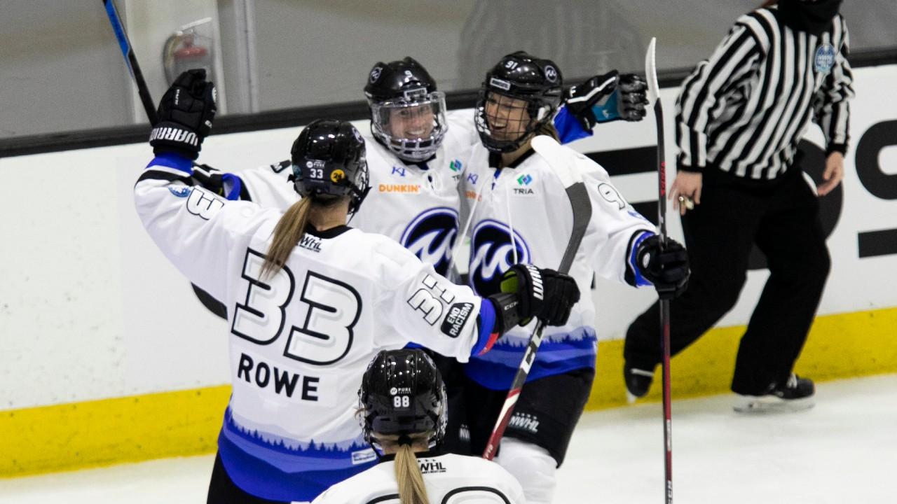 NWHL Takeaways: Thunstrom will be dangerous vs. Pride in Isobel Cup