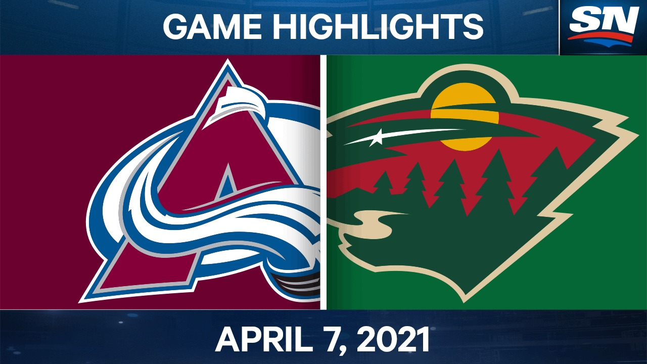 Wild demolish Avalanche with help from Fiala's three goals