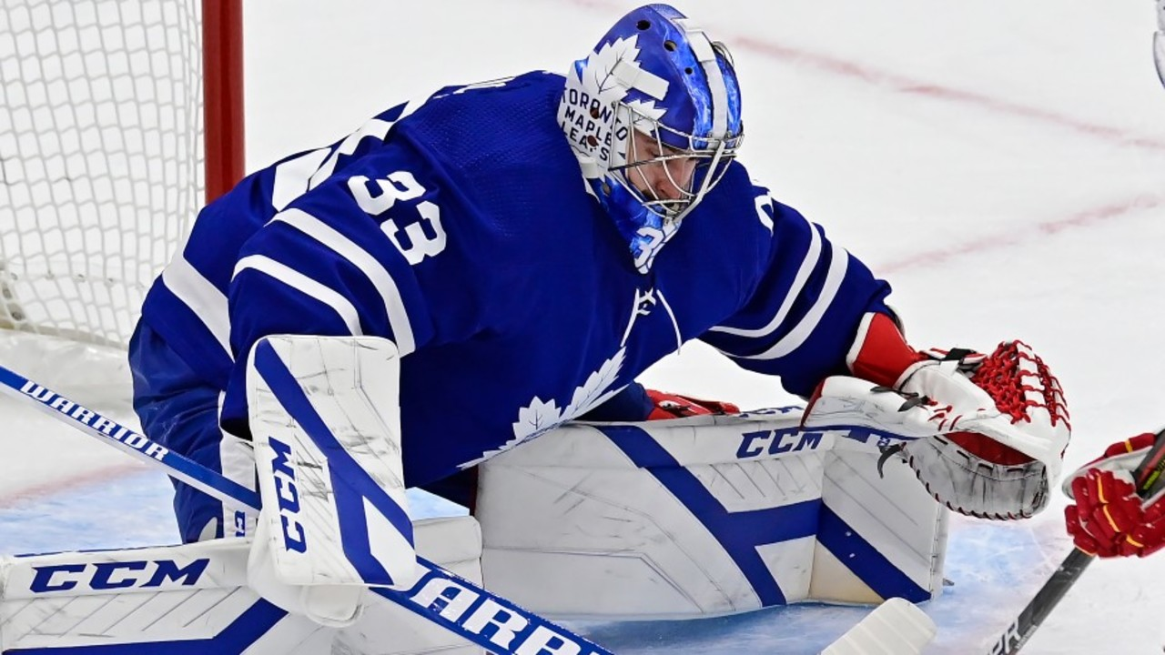 Rittich should be able to build on his Maple Leafs debut