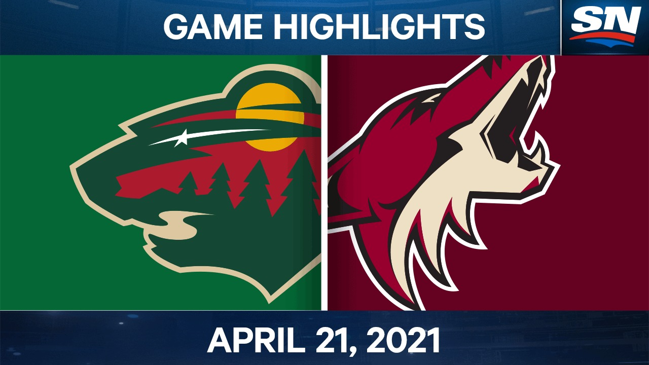 Talbot's 39-save game helps Wild beat Coyotes