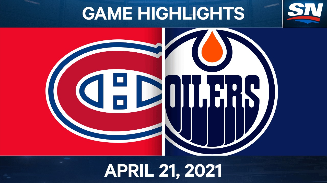 Canadiens hold off late surge to beat Oilers
