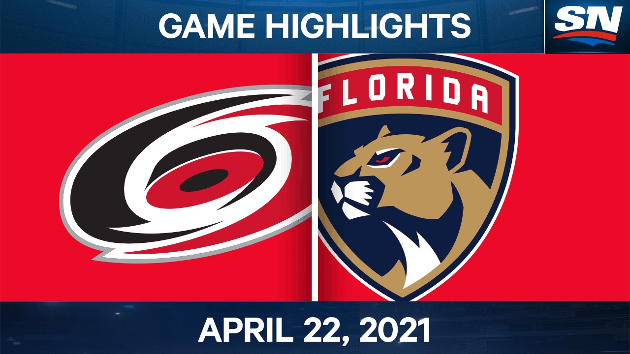 Aho scores pair of shorthanded goals as Hurricanes down Panthers