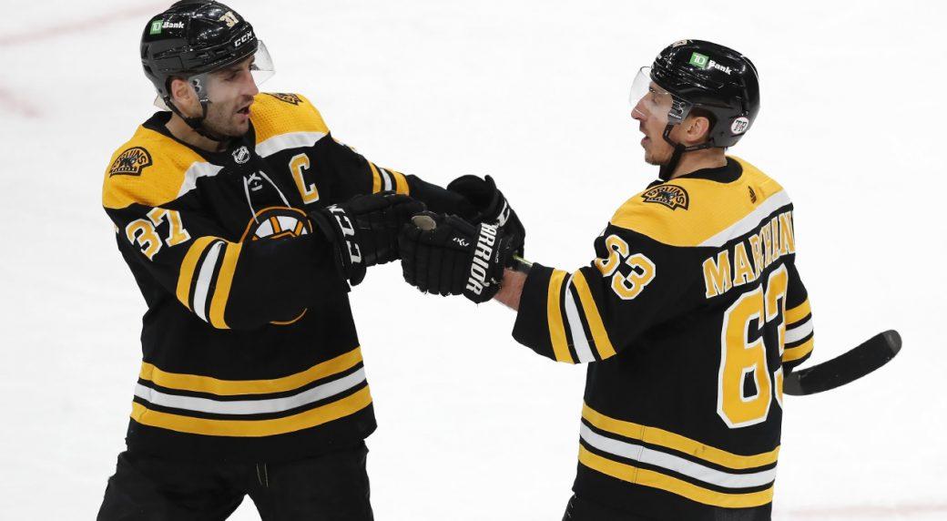 Bruins outgun the Caps as the cheap shots continue