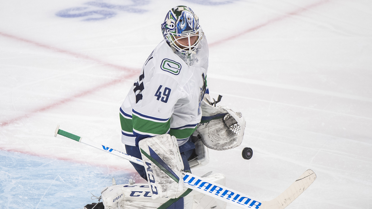 Kevin Woodley on Holtby's buyout, potential back-ups for the Canucks