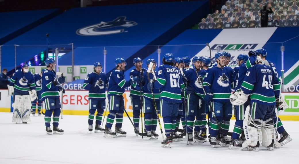 Canucks emerging from darkest weeks with brightest performances