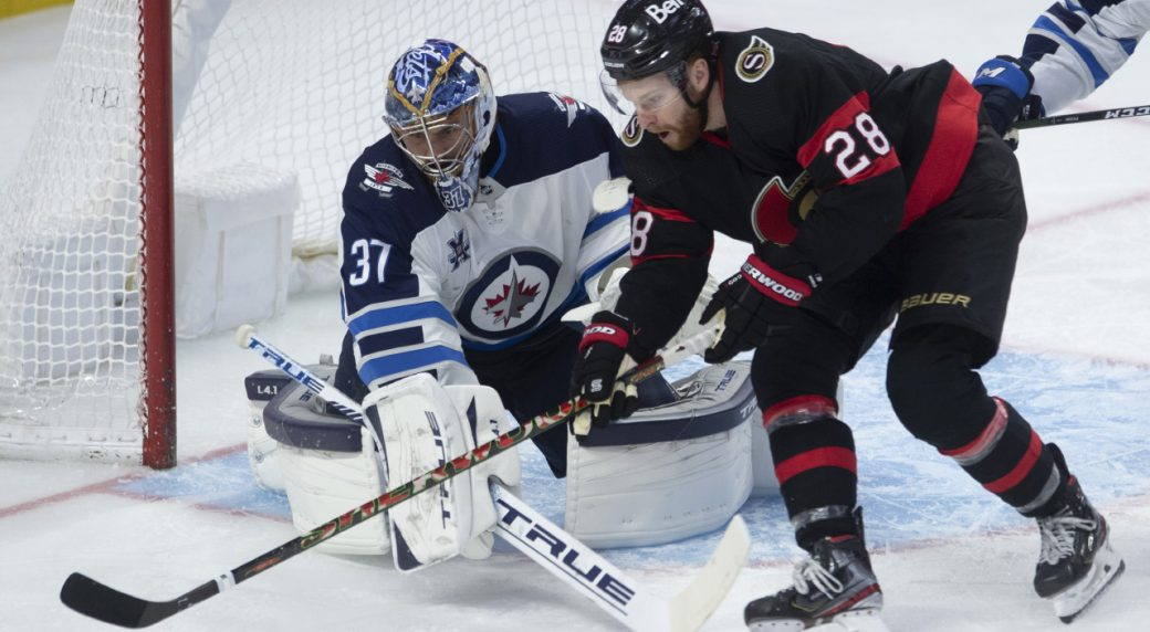 Sens' double up the Jets in Ottawa