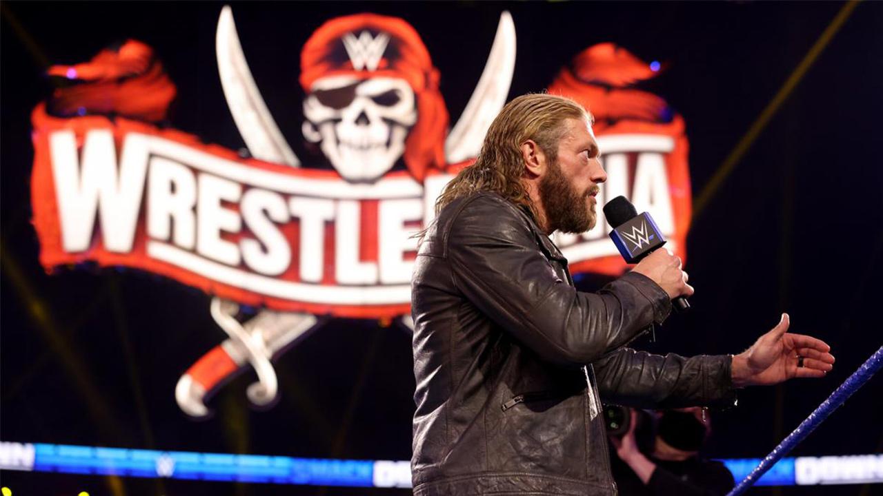 Edge-Road-to-WrestleMania-mic