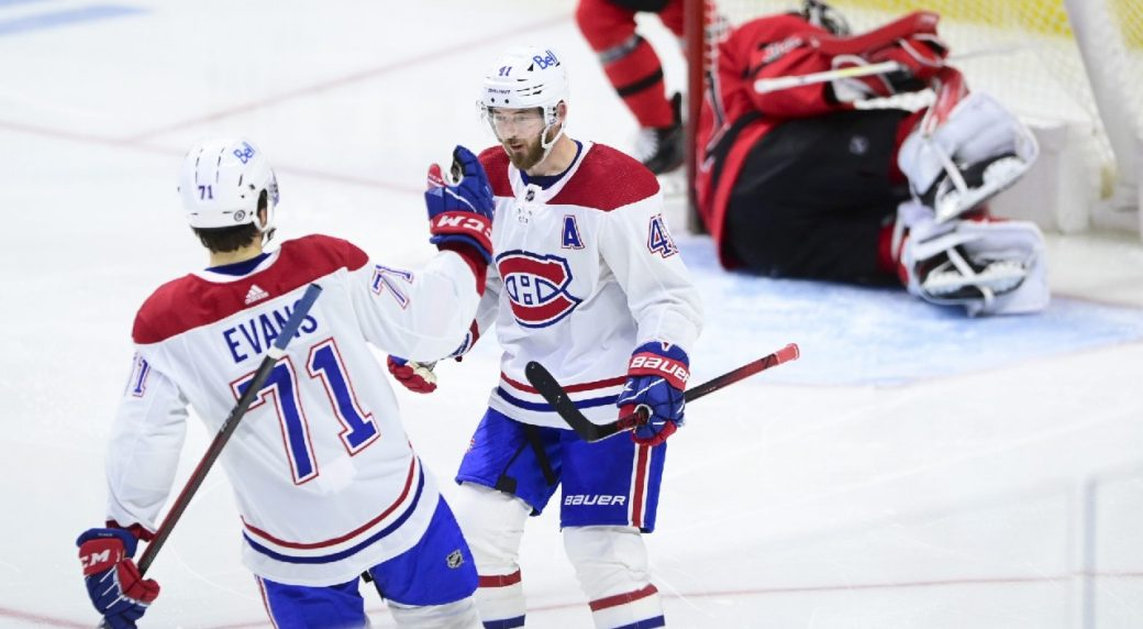 Canadiens distancing themselves from 2020's failures, growing under Ducharme