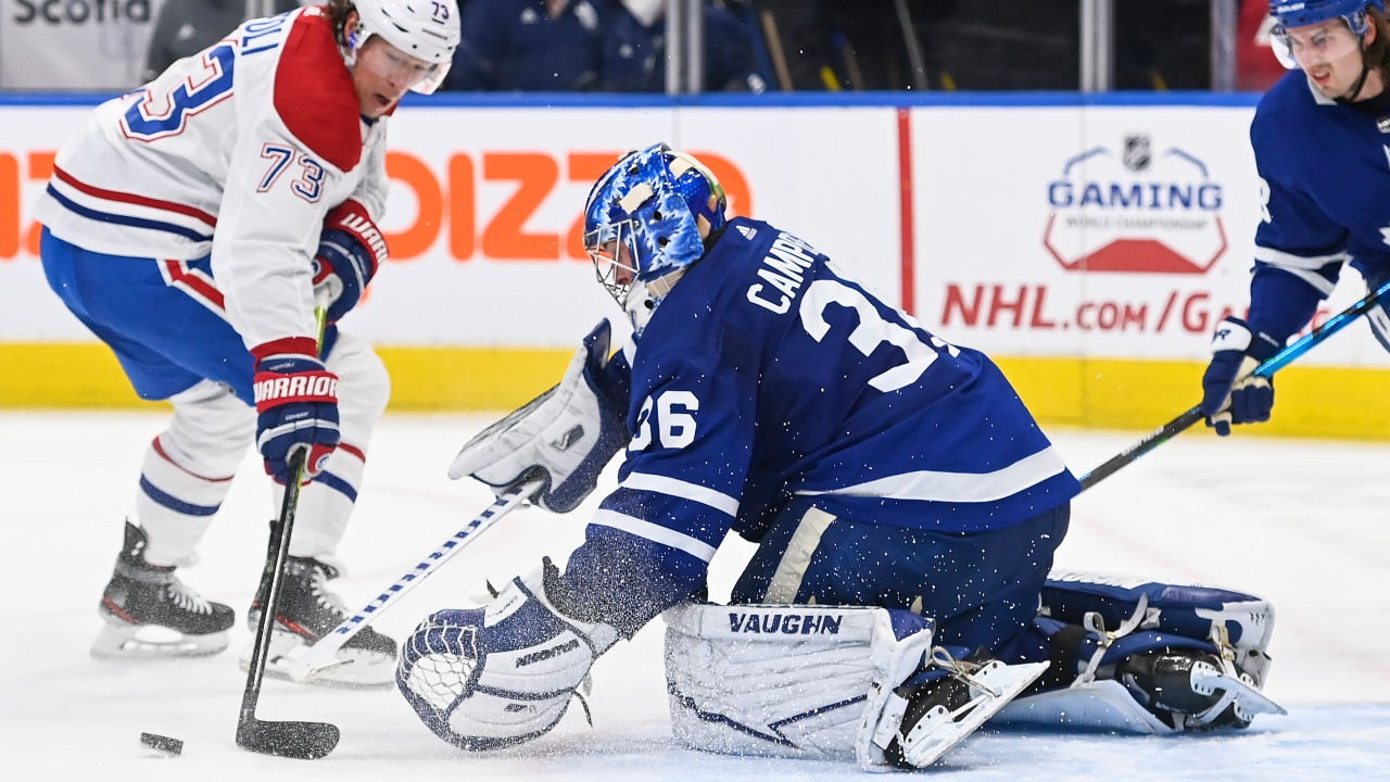HC in the AM: Campbell stays hot, Nylander out, Galchenyuk satisfying