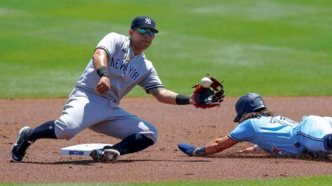 Jays-Yankees