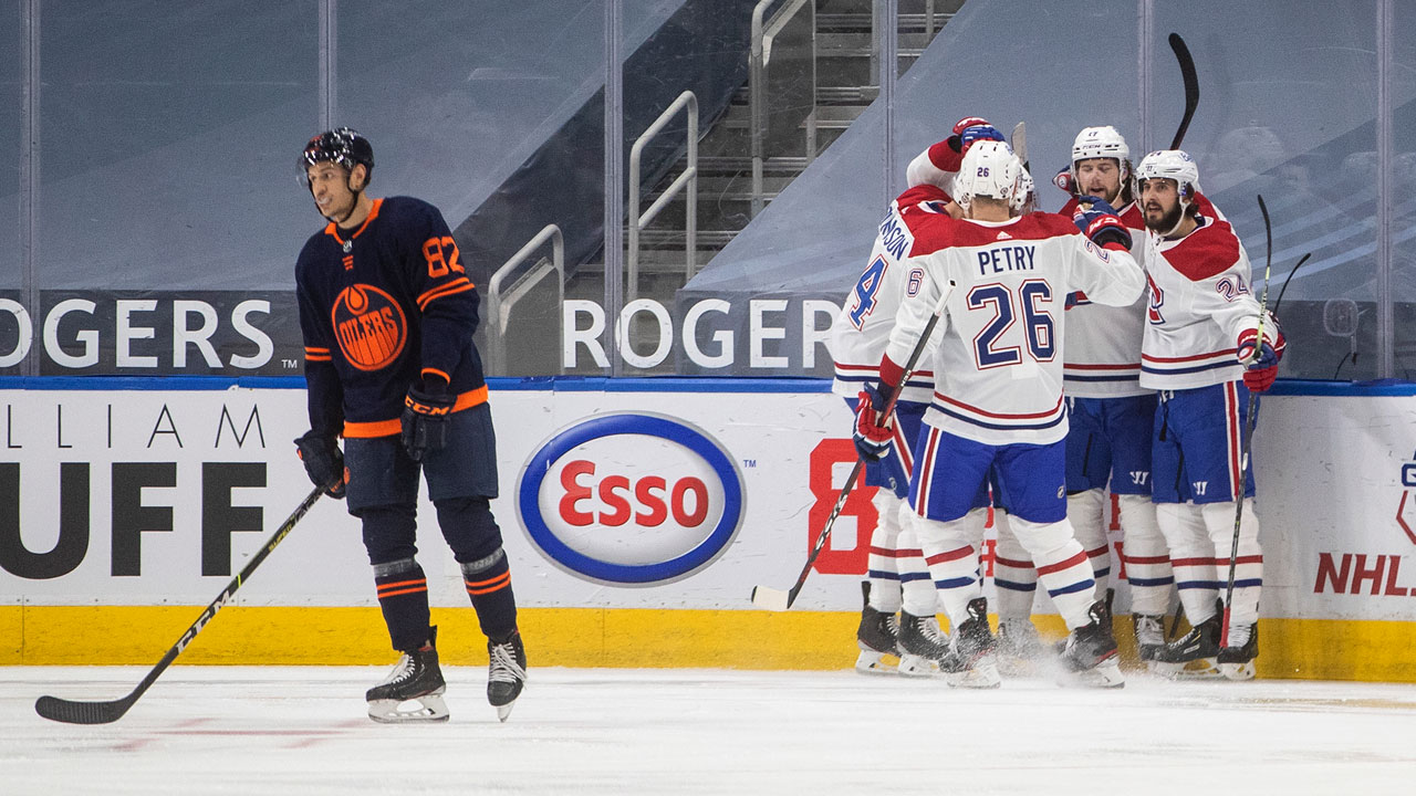 Oilers & Canadiens create playoff atmosphere over two intense games