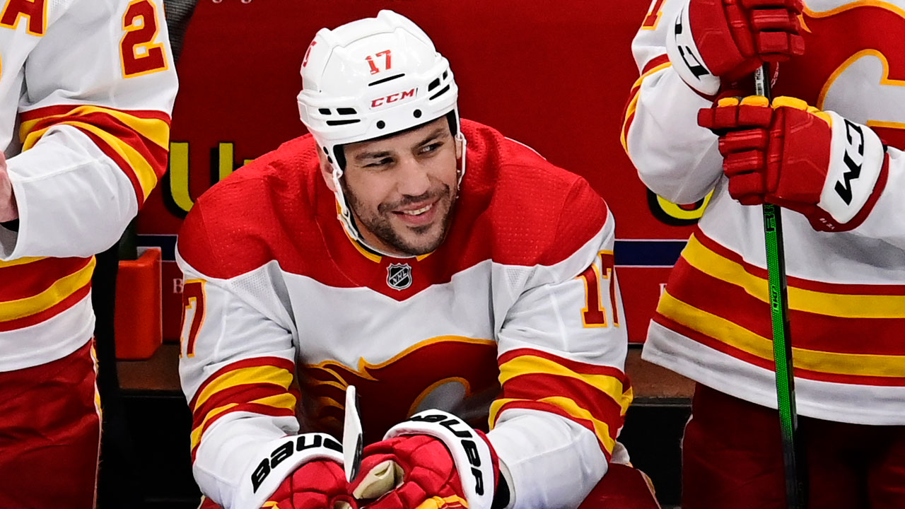 Mike Commodore discusses the Flames' offseason and Milan Lucic