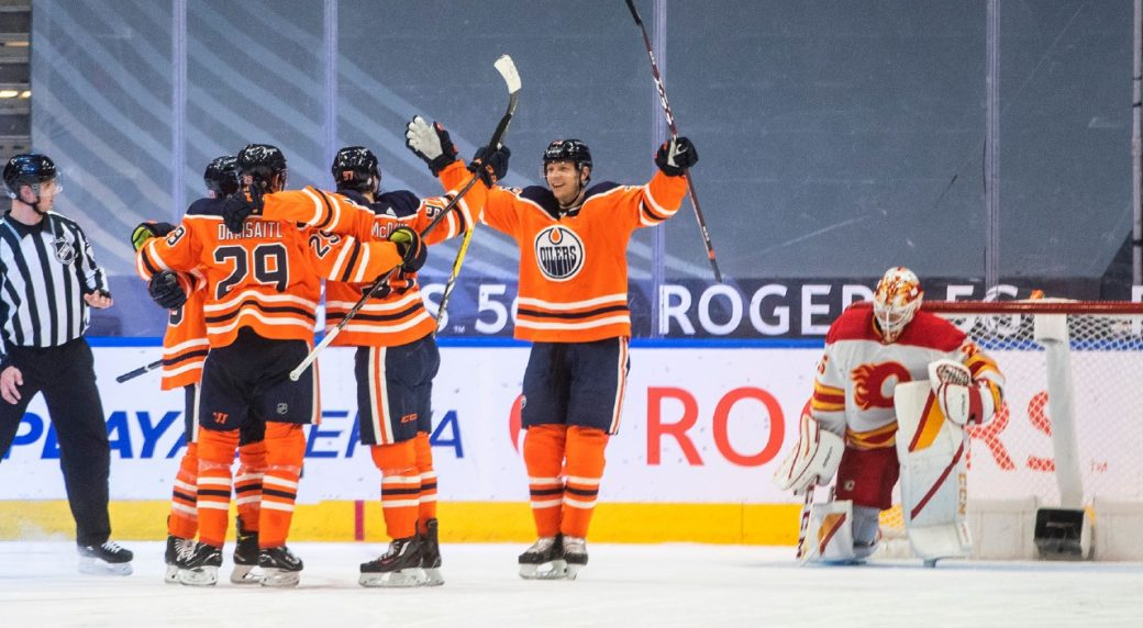 Oilers showing true promise with ability to win amid late-season tumult