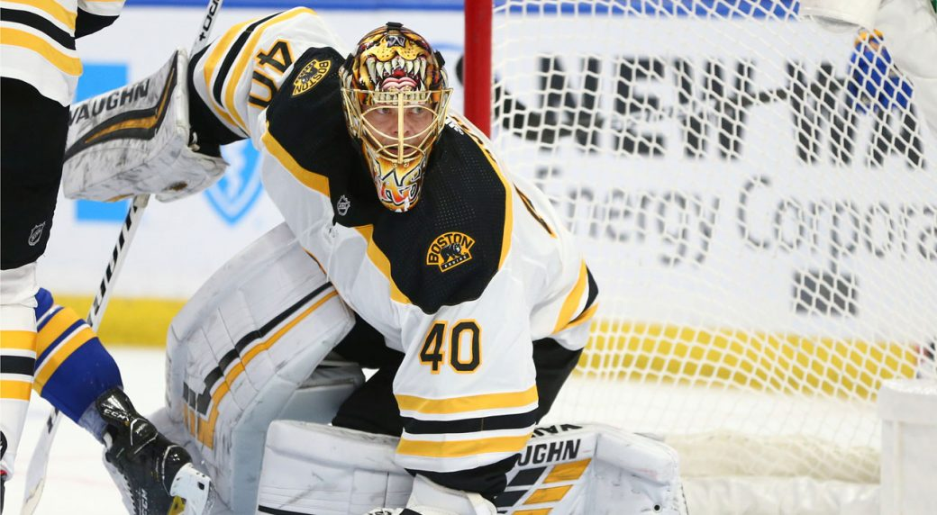 Bruins continue their winning ways by shutting out the Sabres