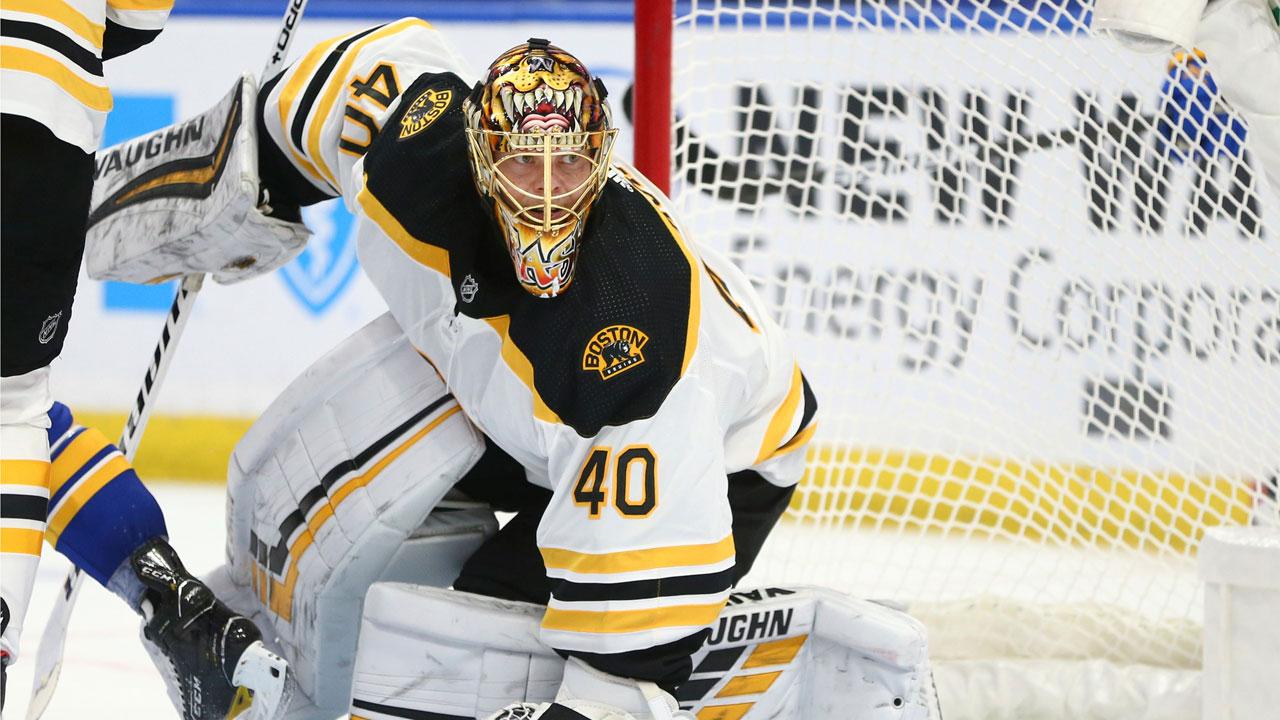 Bruins' Tuukka Rask 'ready to go' for Game 6 against the Islanders