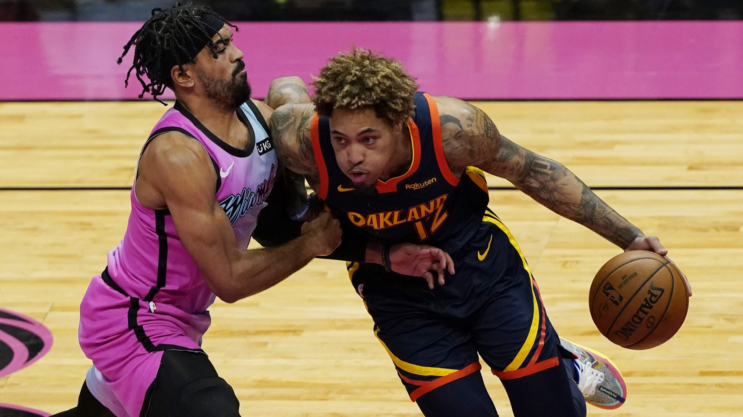 Report: Kelly Oubre Jr. agrees to two-year contract with Hornets