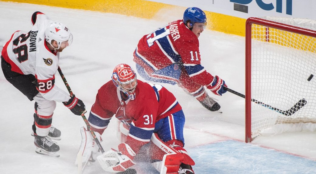 Canadiens have nothing but bitterness to take from bad loss to Senators