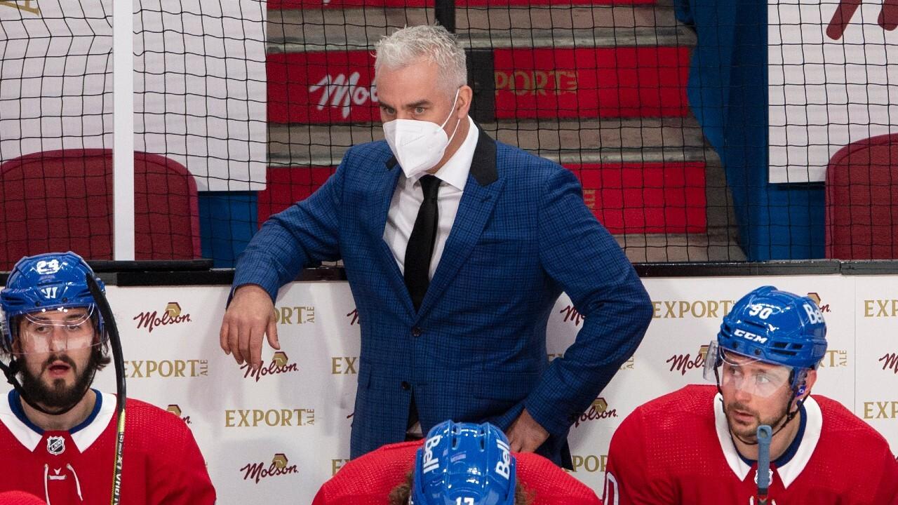 Ducharme 'confident' Canadiens will continue run, allow him to return