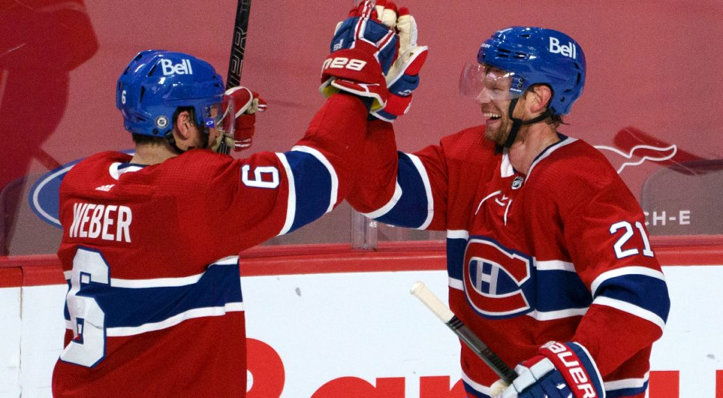 Staal's historic Canadiens debut the latest sample of depth team is built on