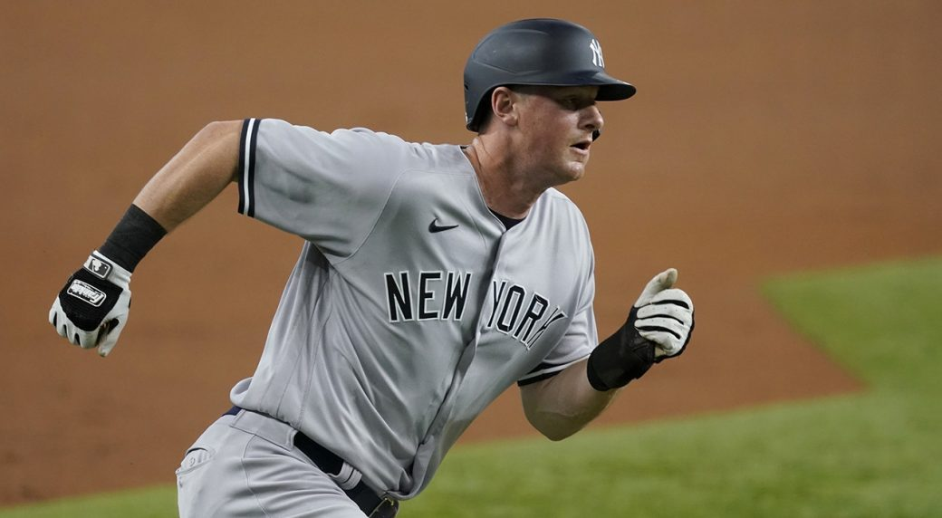 After blowing four late starts, the Yankees finally beat the Royals in eleventh place.