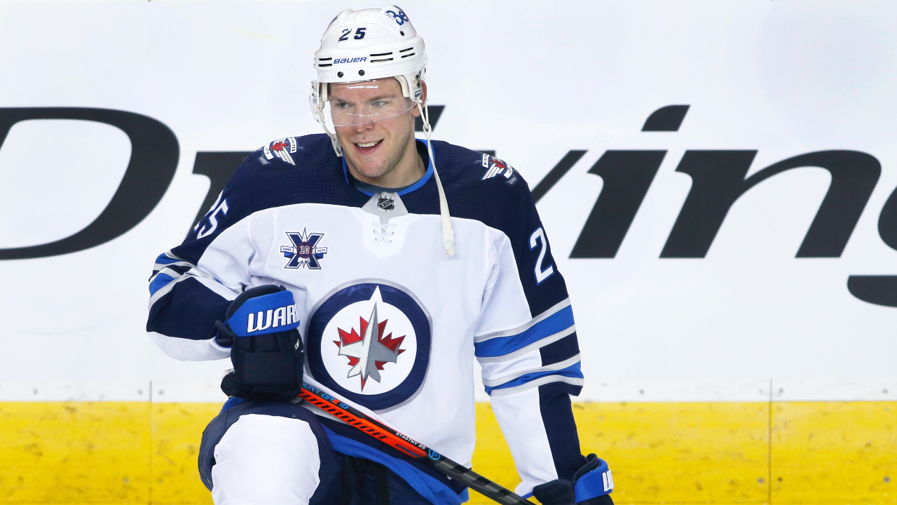 Jets forward Paul Stastny ready for Game 2 against Canadiens