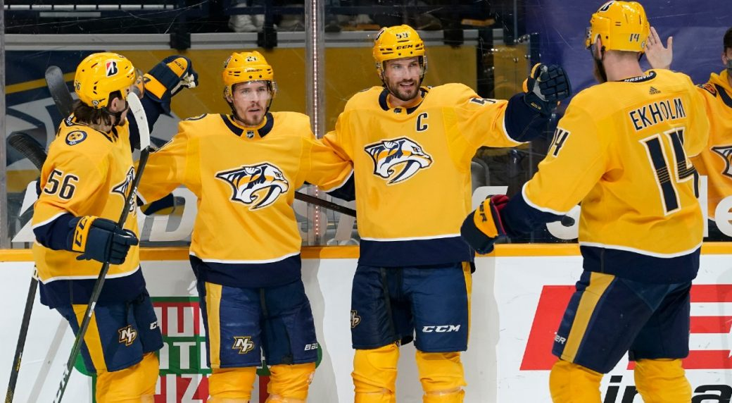 Preds punch their ticket to the post-season with a win over the 'Canes