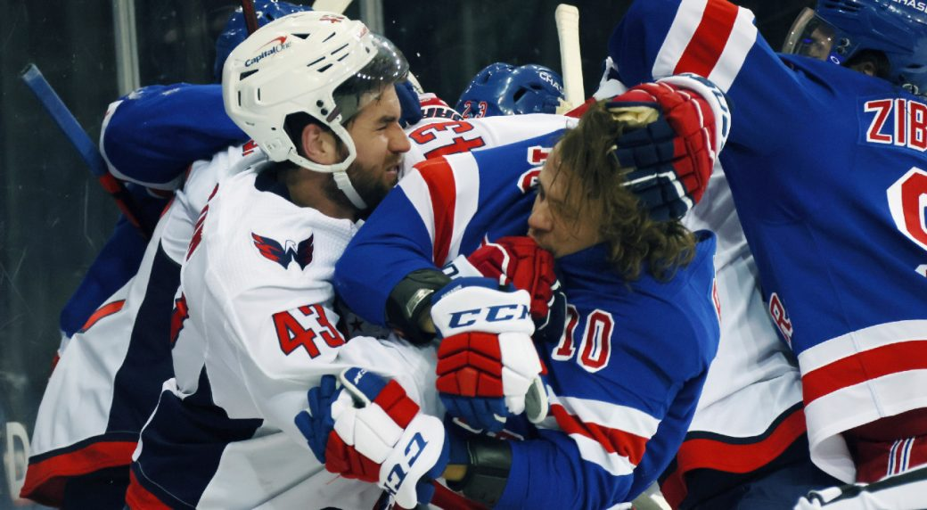Rangers' have a case on Panarin incident, but jump the shark with their Twitter post