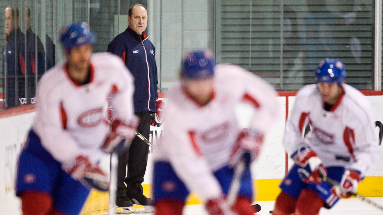 Canadiens Notebook: Gainey Offers Wisdom to Help Montreal Keep Up