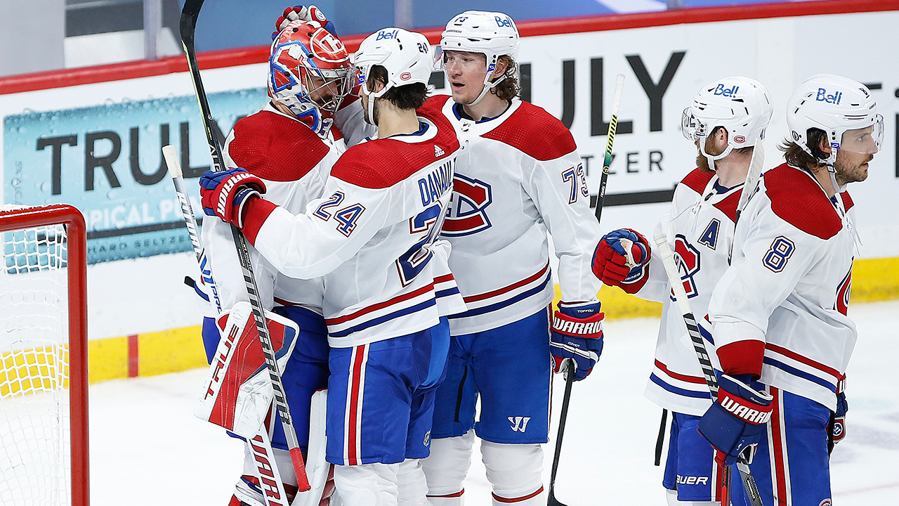 Habs win their 5th in a row and take a 2-0 series lead on the Jets