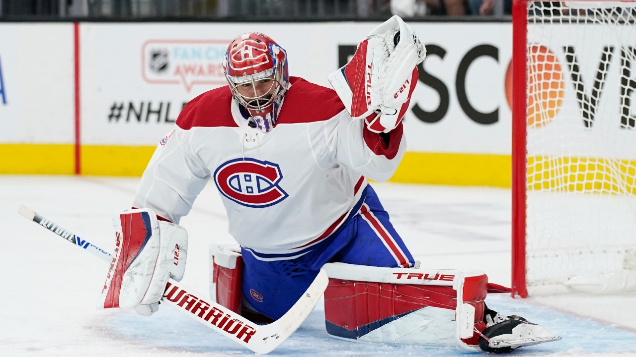 Price 'will be on the net' for Canadians in Game 4 of the Cup final despite difficulties