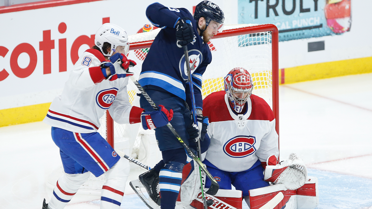 Carey Price gets shutout as Canadiens shut out Jets to take 2-0 series lead