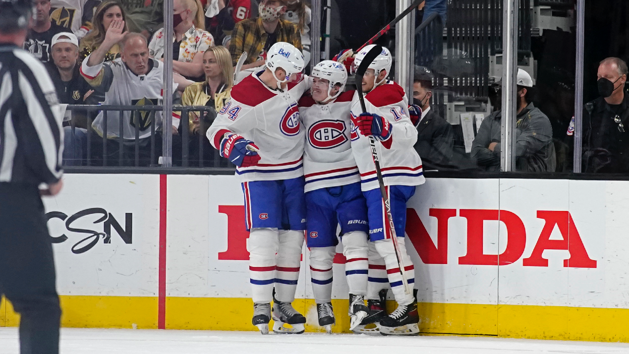 Canadians emerge as price favorites in NHL playoff series