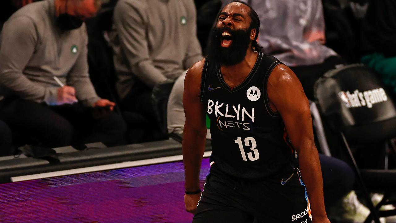 Nets' James Harden returns to lineup against Bucks for Game 5
