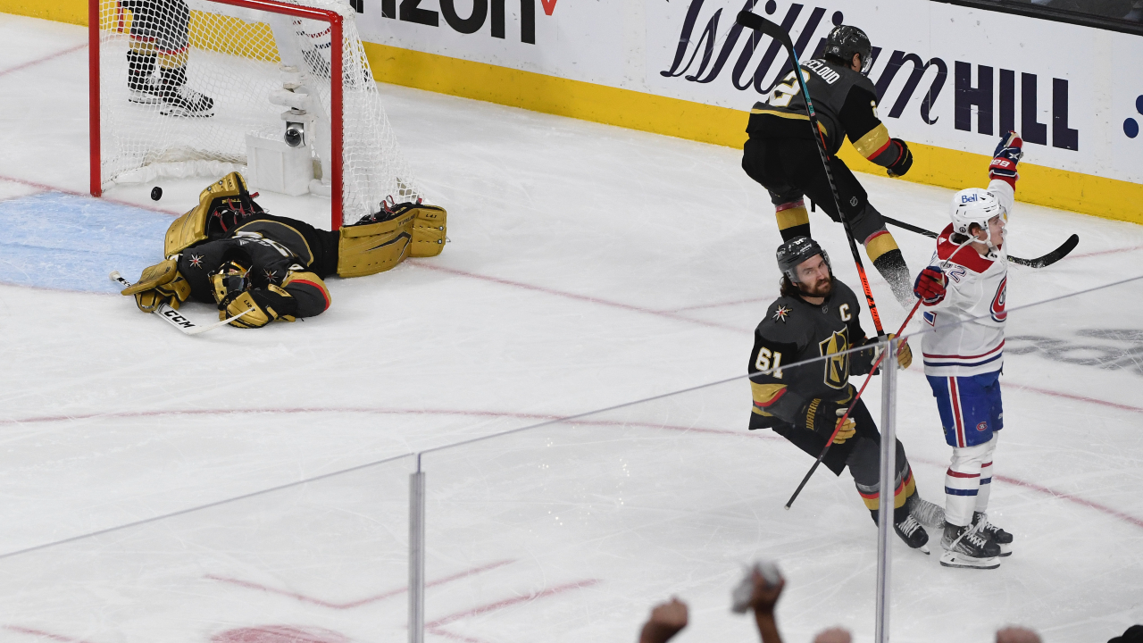 Golden Knights need to find answers quick as Canadiens continue to frustrate