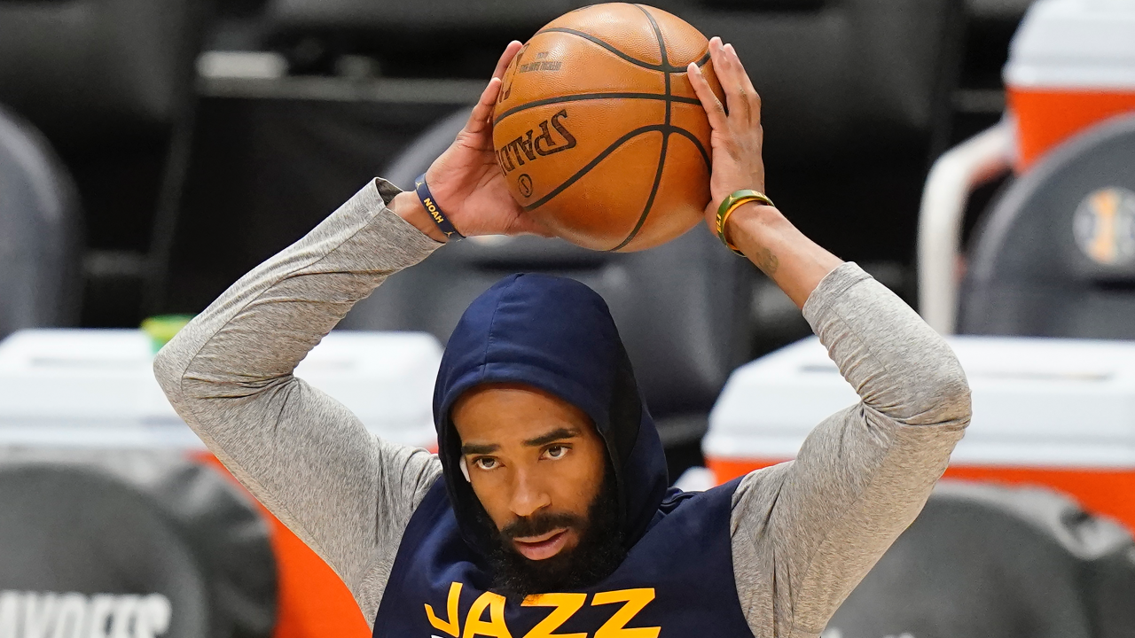 Jazz point guard Mike Conley out for Wednesday's Game 5 against Clippers