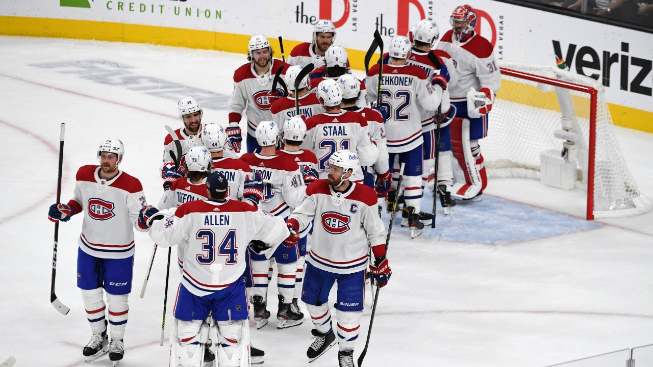 Canadiens signs VP of hockey operations John Sedgwick to three-year extension