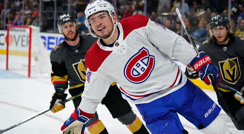 Canadiens, Nick Suzuki agree to eight-year, $63 million extension