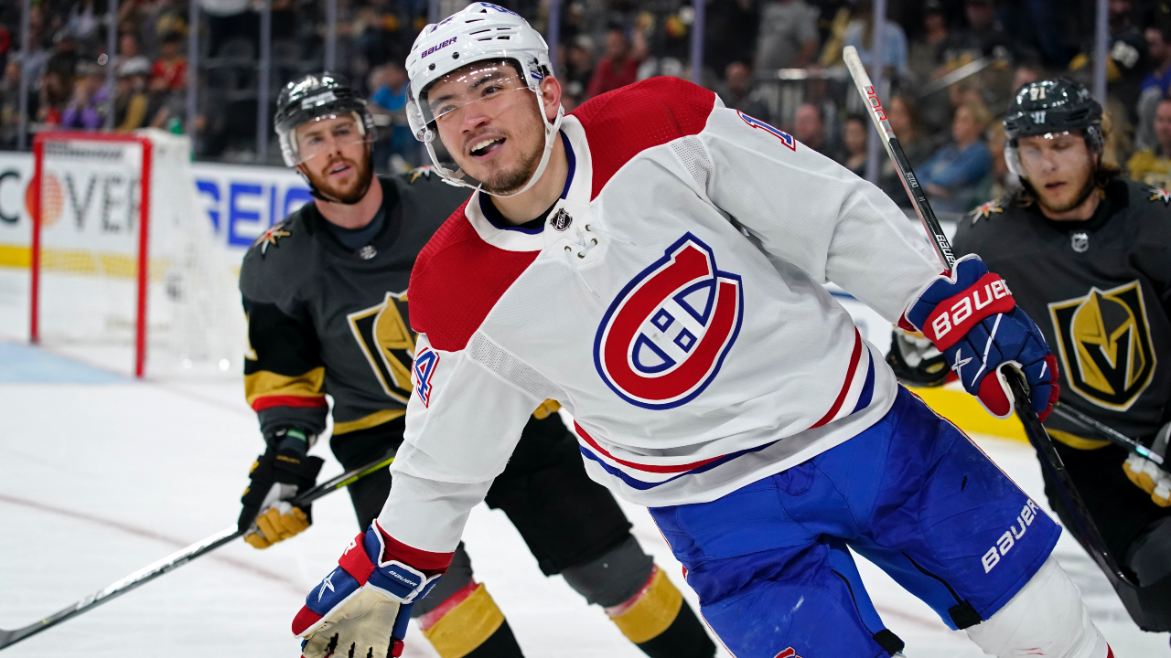 Canadiens' strength at centre has them on verge of first Cup Final since '93