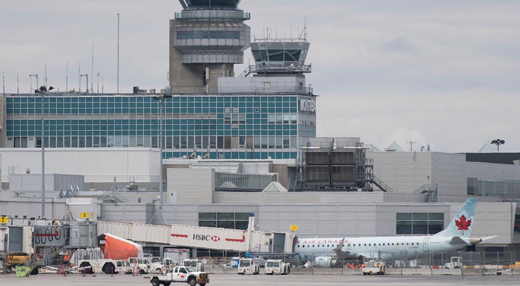 Pierre-Elliott-Trudeau-Airport