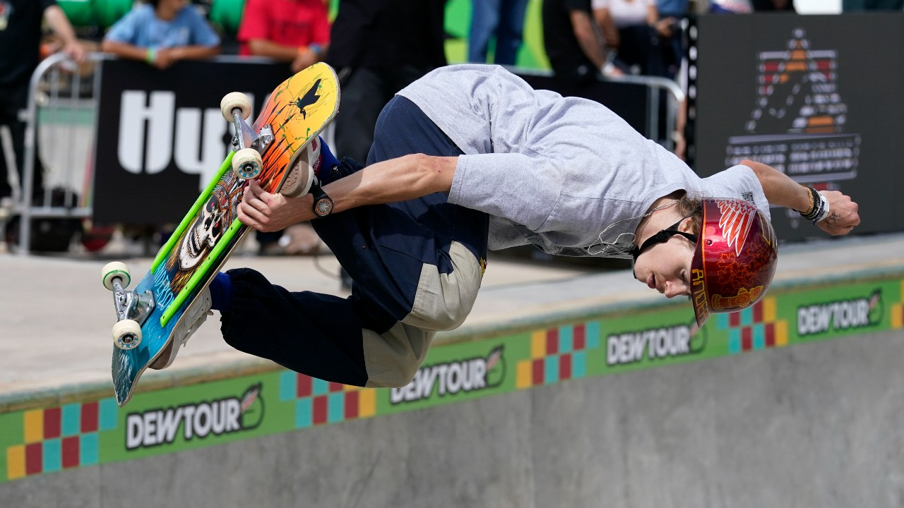 Canada names first Olympic skateboard team for 2020 Tokyo Games