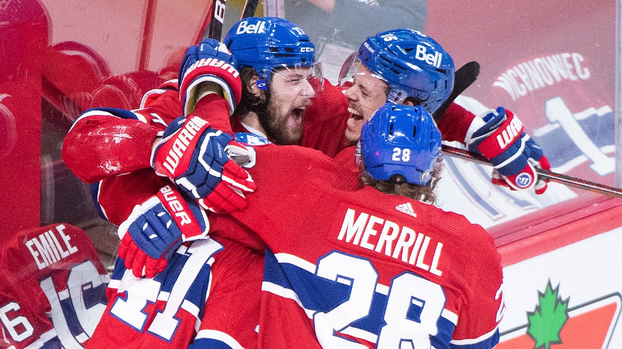 The Resilient Canadiens steal Game 3 and score a momentous win without Showering Me