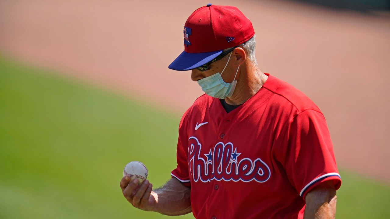 Nationals general manager Mike Rizzo calls Phillies manager Joe Girardi a 'con man'