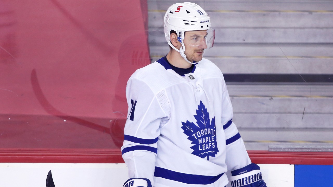 It seems Hyman is inching closer to Leafs exit