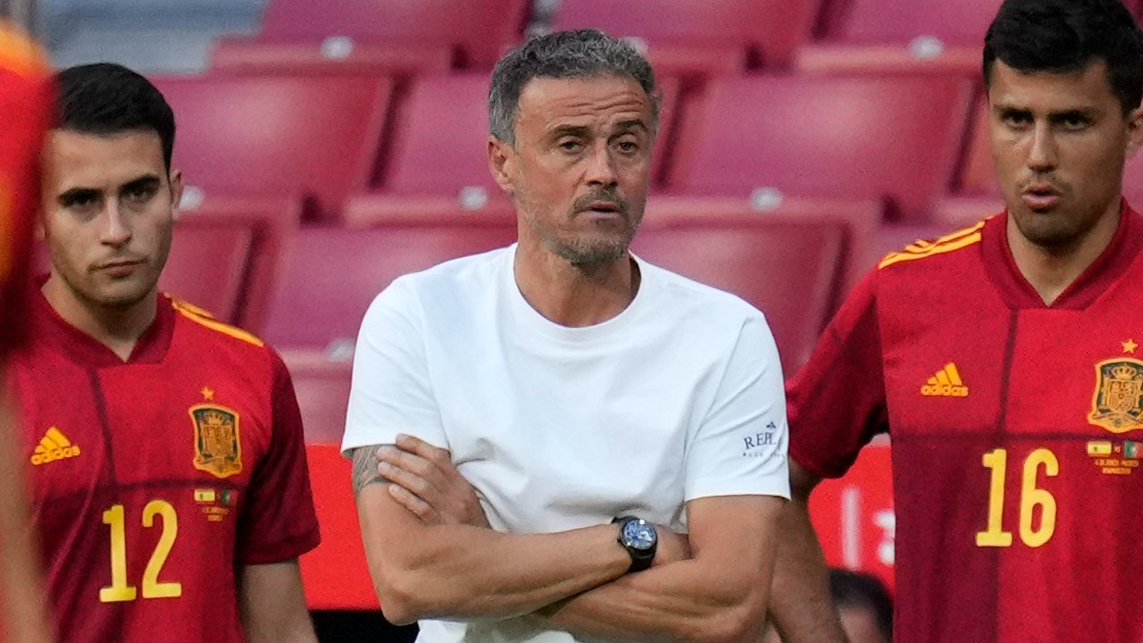 No more positive results for Spain;  squad to get vaccinated