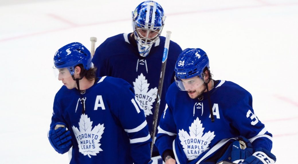 NHL Training Camp Live Blog: Dubas 'deeply' believes Leafs will win