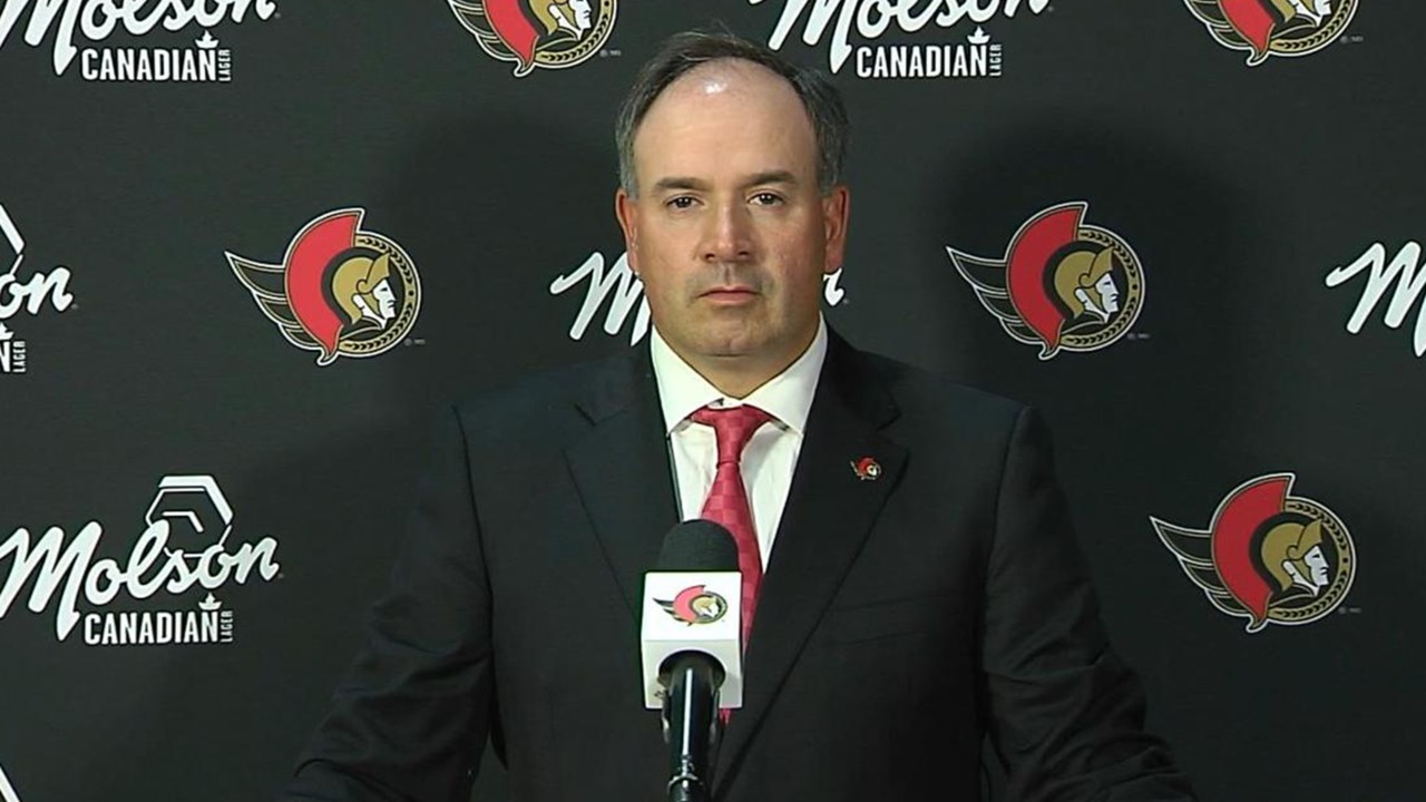 Senators have multiple options at 10th overall