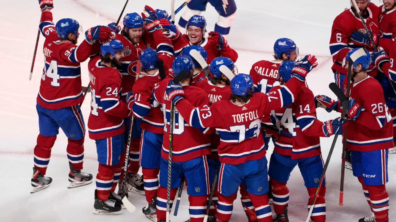 Canadiens save season for now but must weather storm again in Game 5